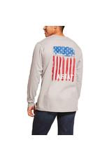 Ariat Ariat Men's FR Americana Graphic T-Shirt