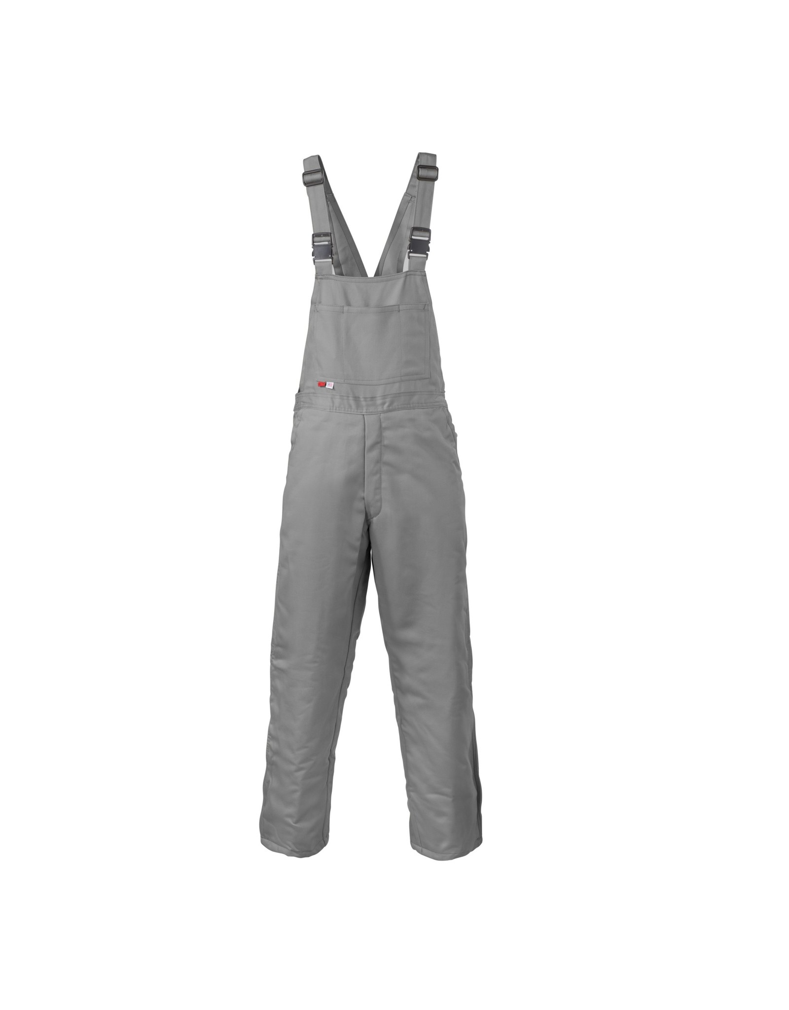 Saf-Tech 9 oz Indura Insulated Bib Overall with 10 oz Moda Quilt Liner - High-Vis