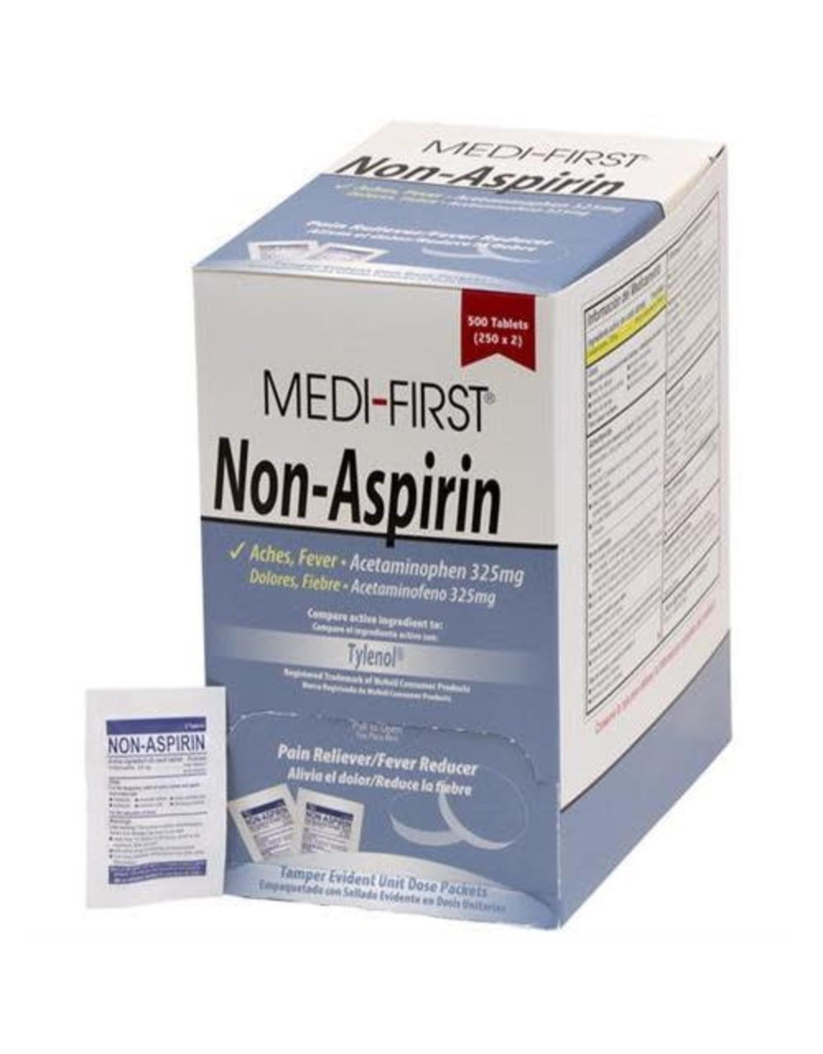 Medique Medique Medi-First Non-Aspirin