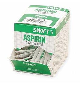 Aspirin 50 packs per Box