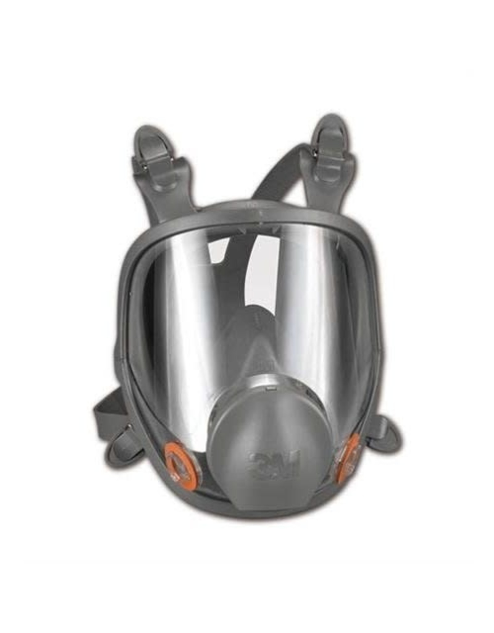 3M 3M Full Facepiece Reusable Respirators 6000 Series, Without Filters