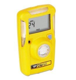 BW Technologies BW Clip Single Gas H2S Monitor - 2 Year
