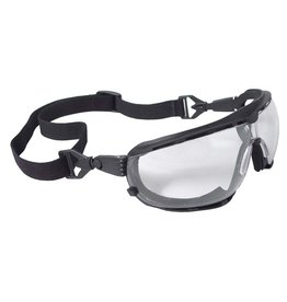 Radians Radians Dagger Foam Lined Safety Goggle - Clear