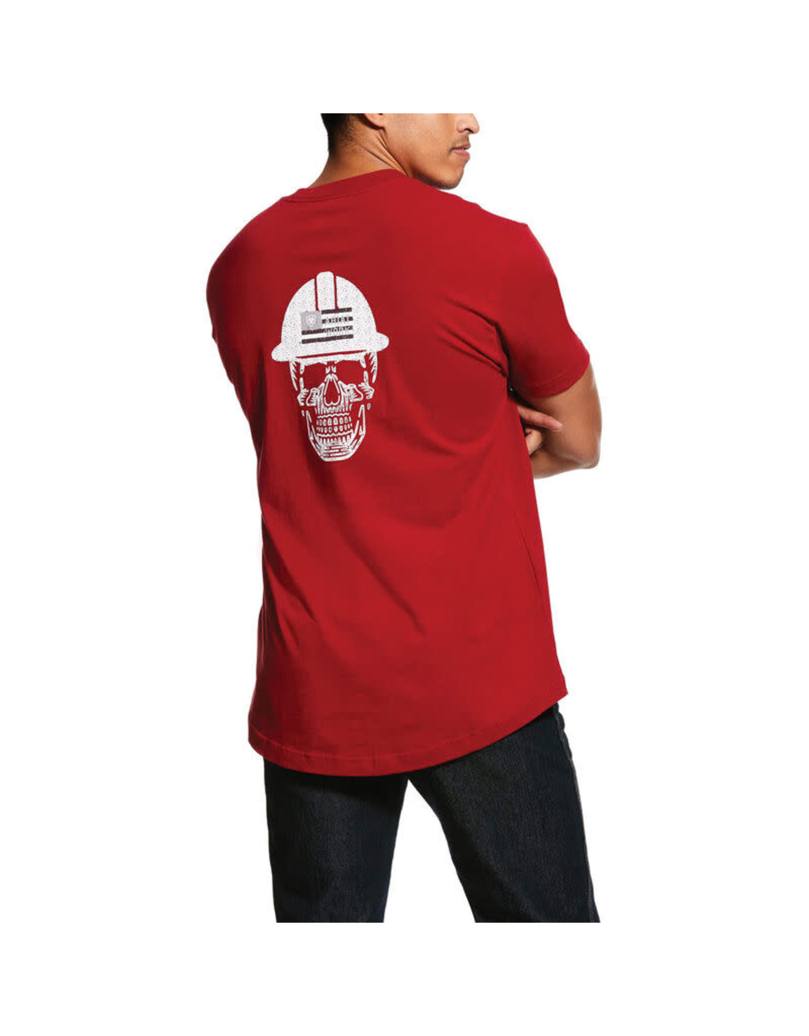 Ariat Rebar Cotton Strong Roughneck Graphic T-Shirt