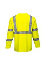 Portwest FR Hi-Vis Long Sleeve T-Shirt