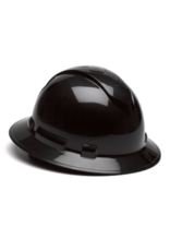 Pyramex Ridgeline Full Brim Hard Hat Vented