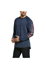 Ariat Rebar Cotton Strong Graphic T-Shirt