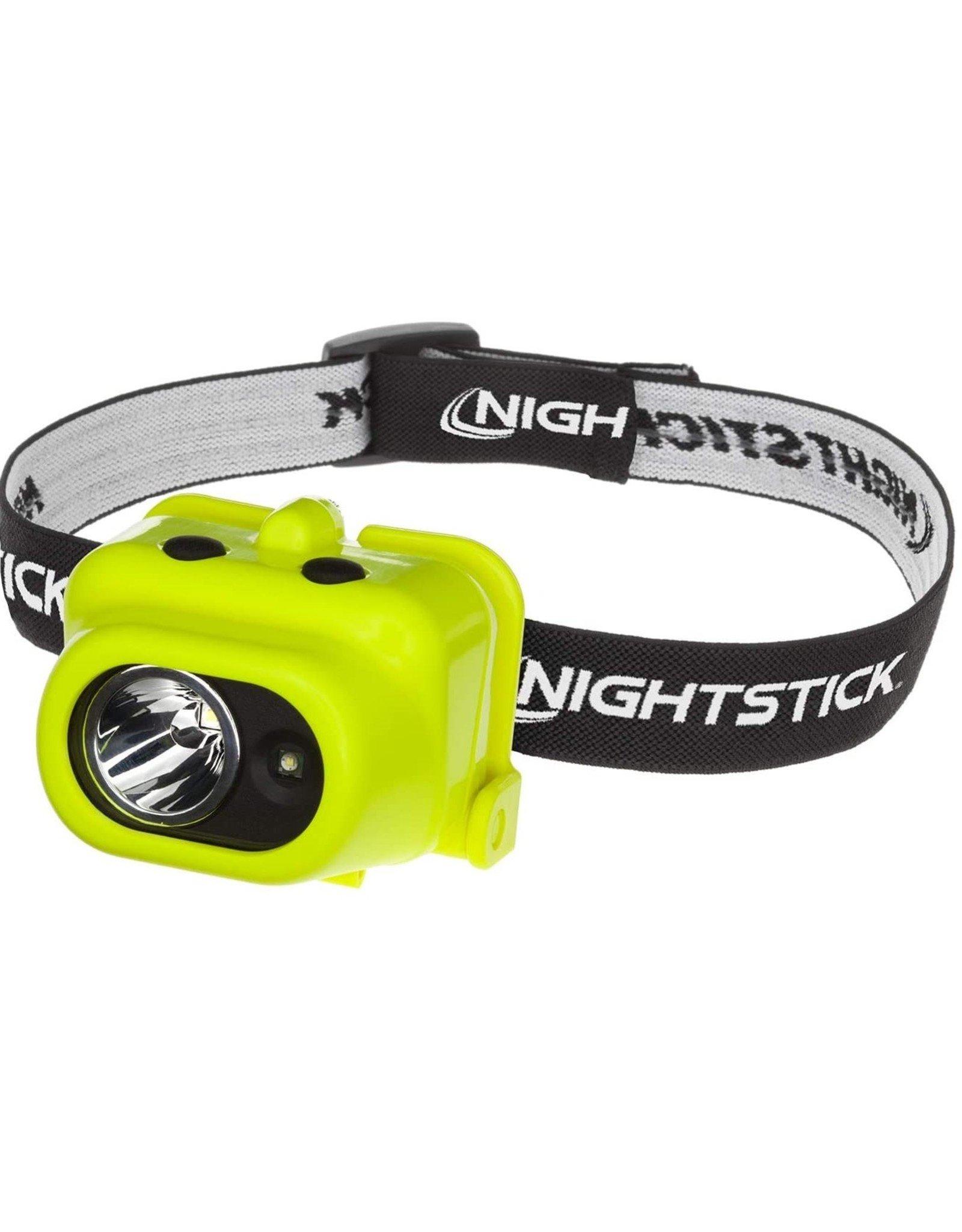 Bayco Intrinsically Safe Dual Light Headlamp Nightstick