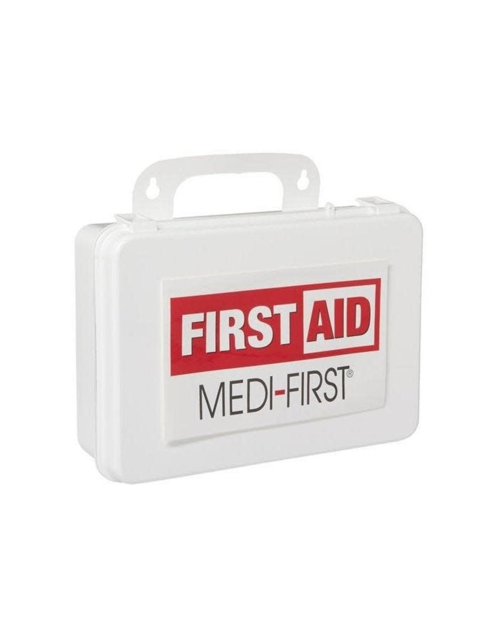 Medique Medique General Purpose 25 Person Plastic First Aid Kit