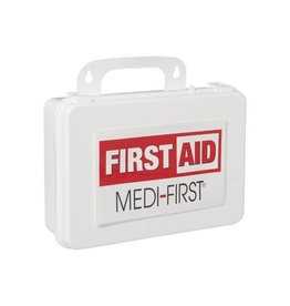 Medique Medique General Purpose 25 Person Plastic First Aid Kit