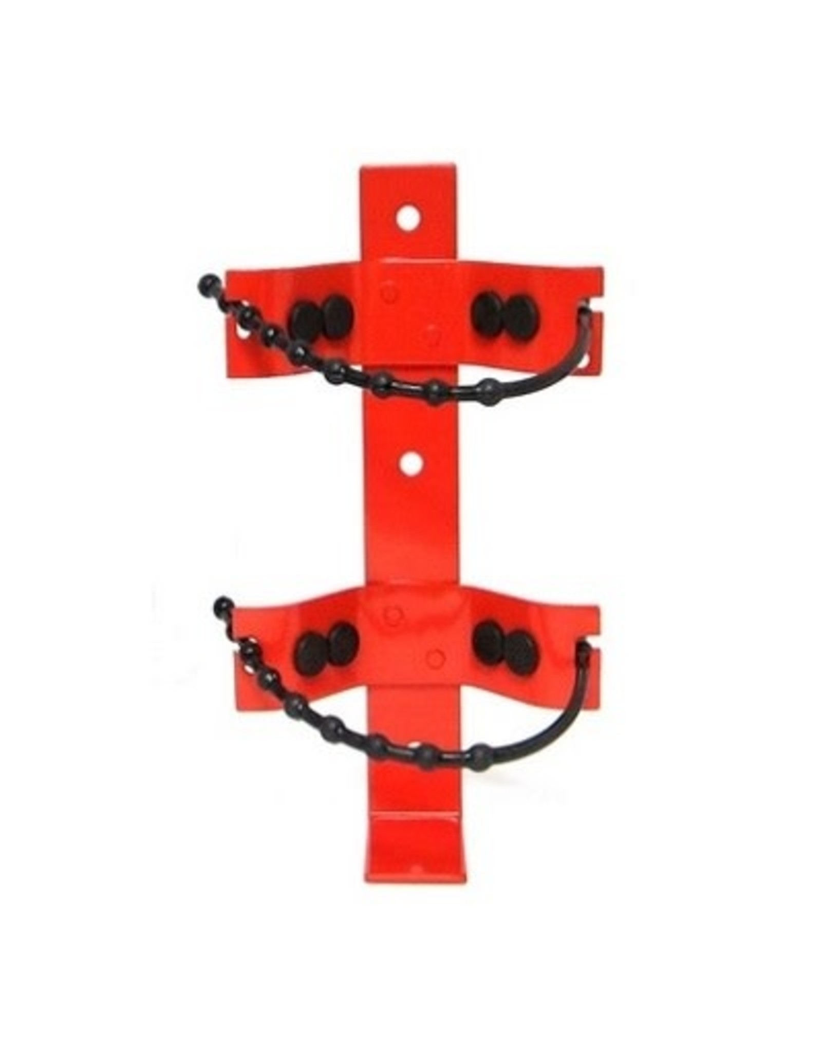 10Lb Fire Extinguisher Vehicle Mounting Bracket w/Rubber Bungee