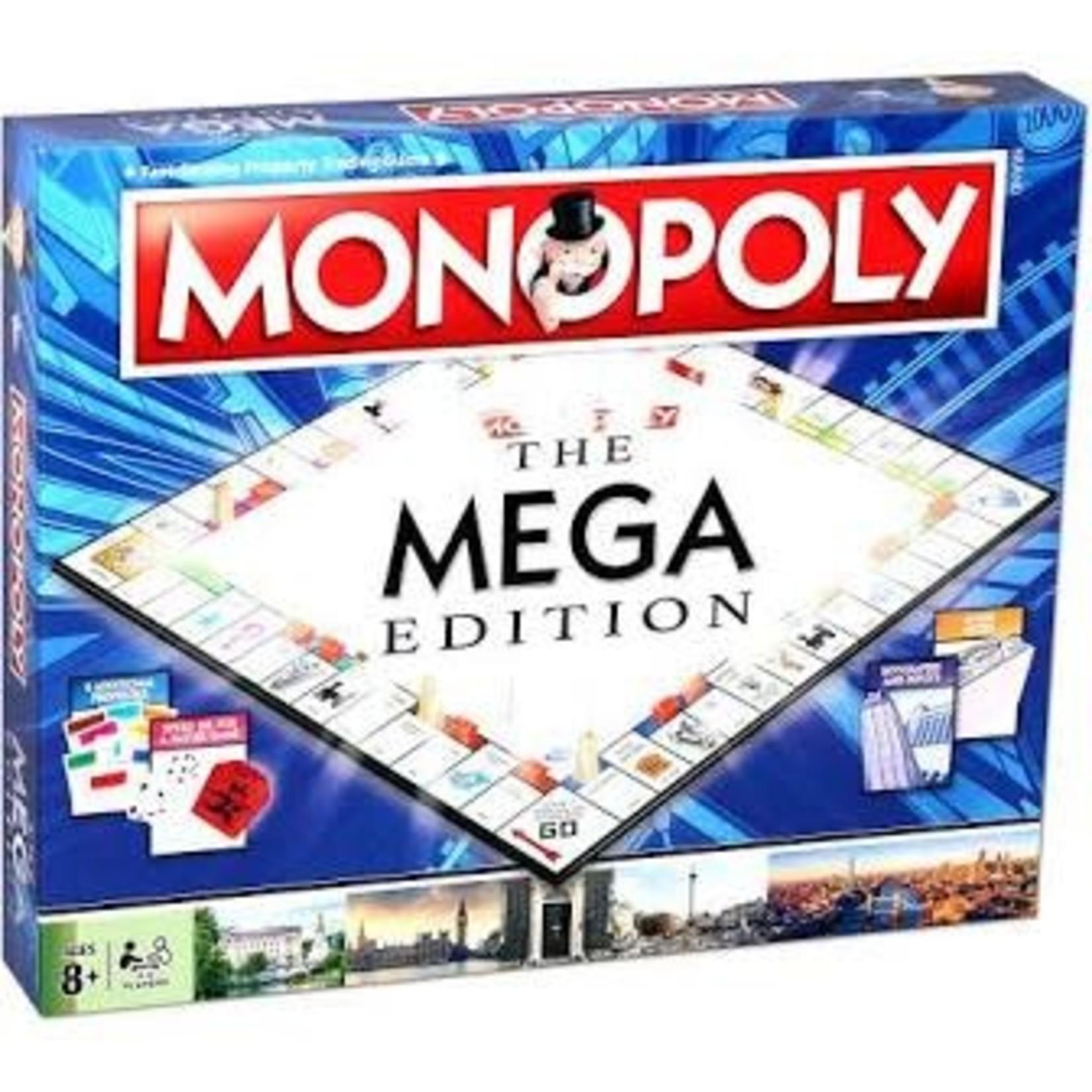 WINNING MOVES MONOPOLY MEGA