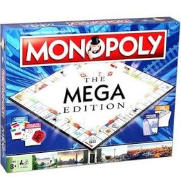 WINNING MOVES MONOPOLY MEGA