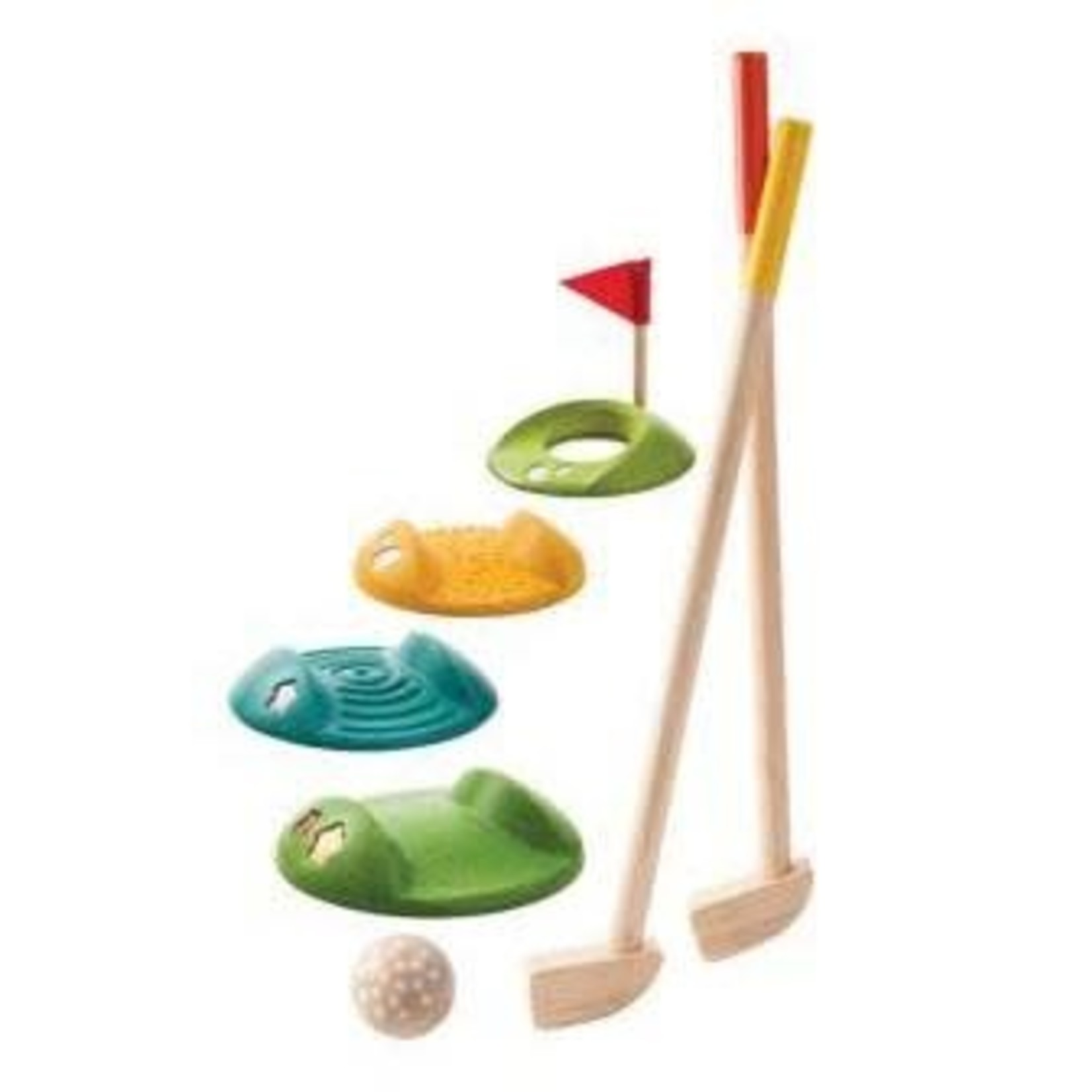 PLAN TOYS MINI GOLF PLAN TOYS