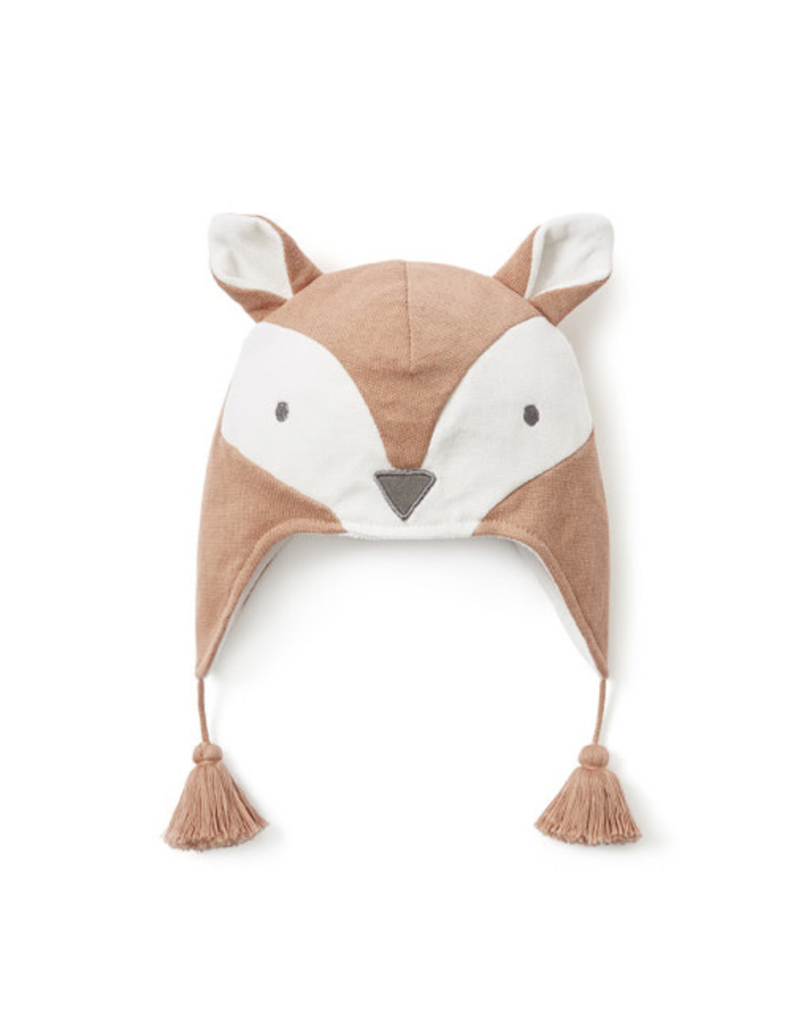 ELEGANT BABY AVIATOR HAT FOX