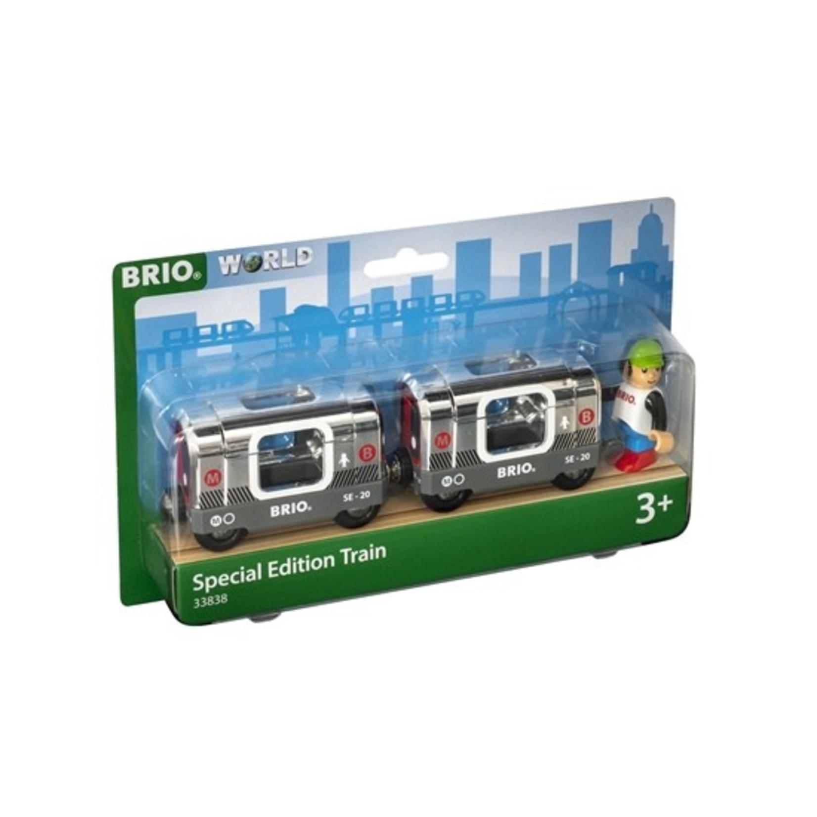 BRIO 33838 SPECIAL EDITION 2020 TRAIN