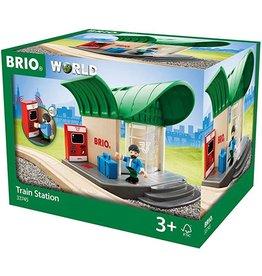 BRIO 33745 TRAIN STATION