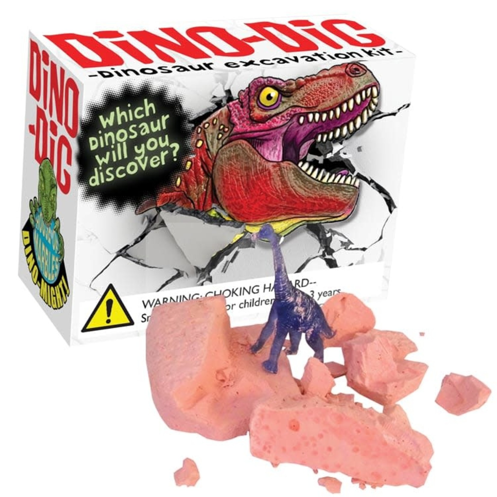 HOUSE OF MARBLES DINO DIG EXCAVATION KIT