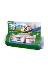 BRIO 33890 TRAVEL TRAIN & TUNNEL
