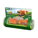 BRIO 33891 CARGO TRAIN & TUNNEL