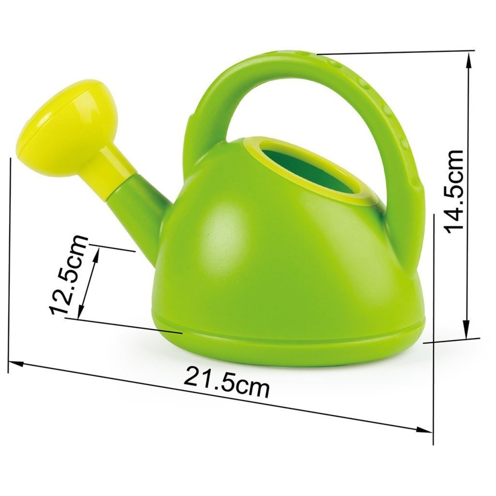 HAPE WATERING CAN GREEN