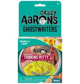 CRAZY AARON'S GHOSTWRITERS SECRET SCROLL