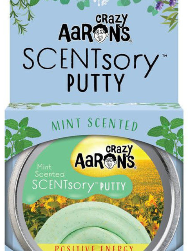 CRAZY AARON'S SCENTSORY PUTTY POSITIVE ENERGY