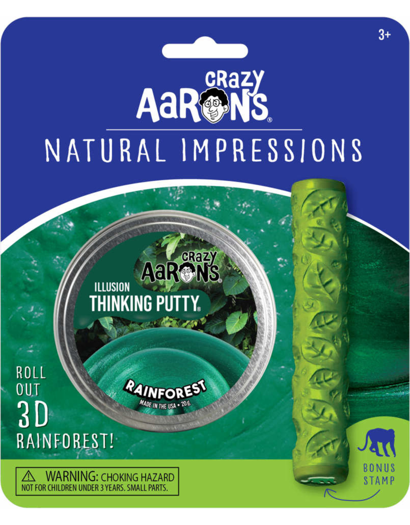 CRAZY AARON'S RAINFOREST PUTTY