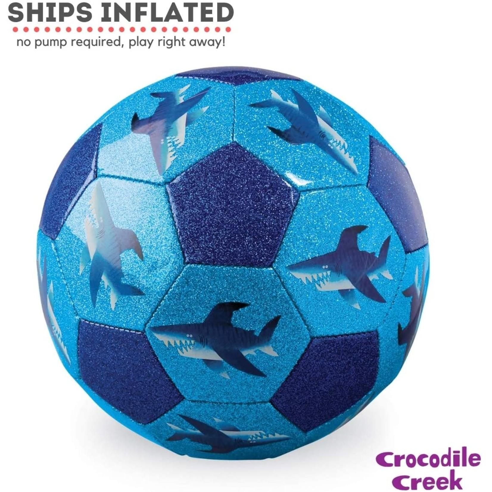 CROCODILE CREEK SOCCER BALL SHARK