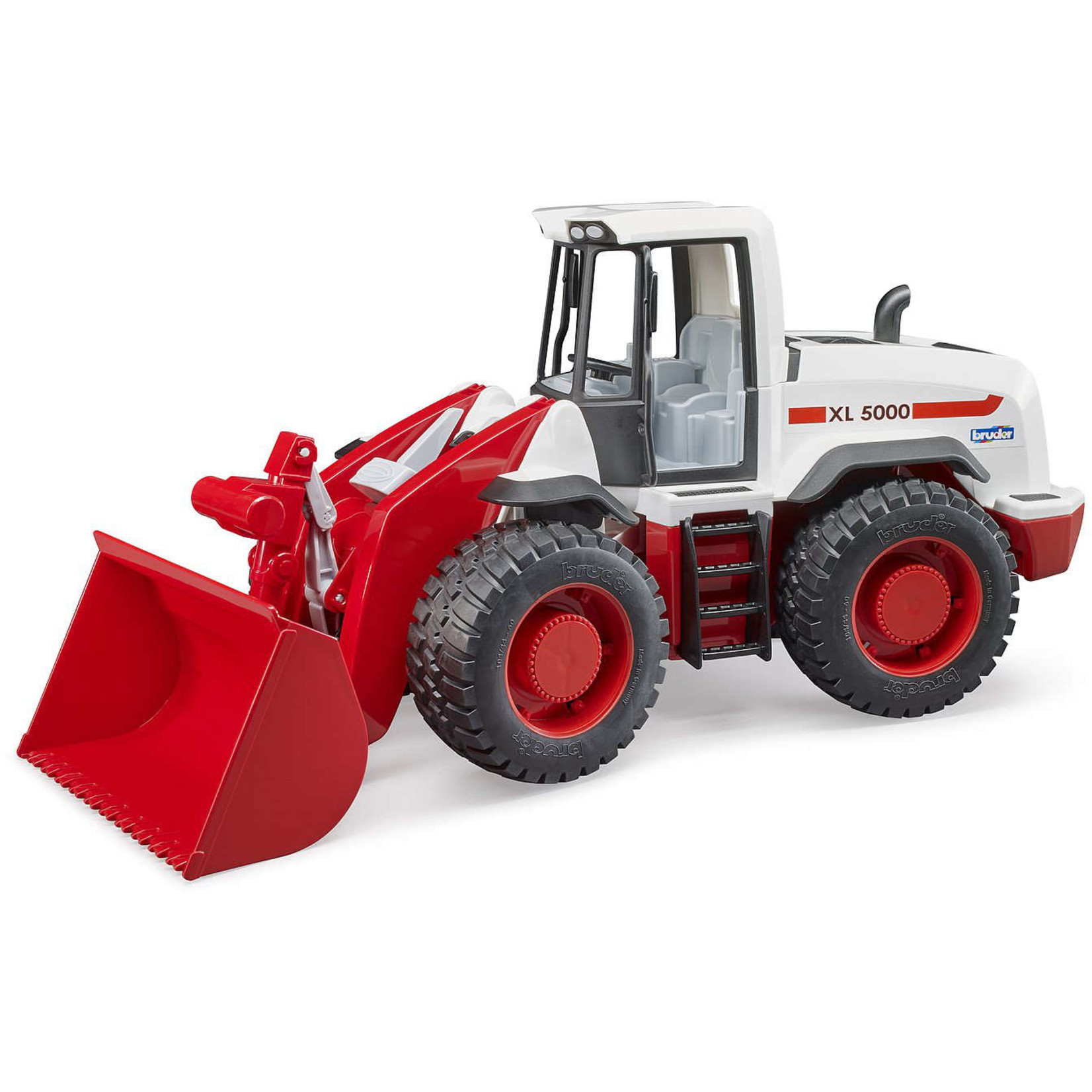 BRUDER WHEEL LOADER 03410