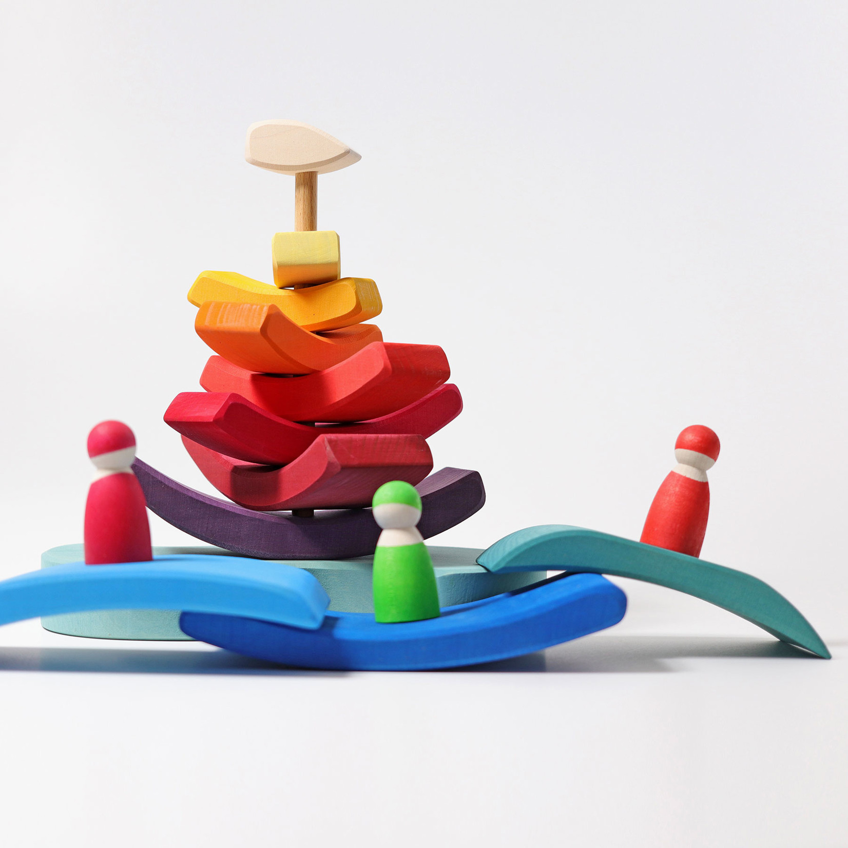 GRIMMS STACKING BOAT