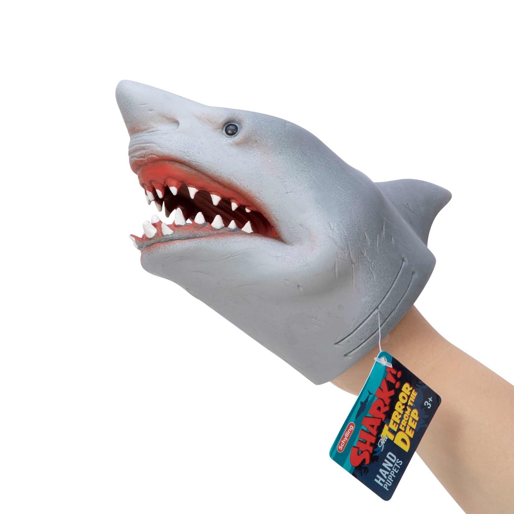 SCHYLLING SHARK HAND PUPPET