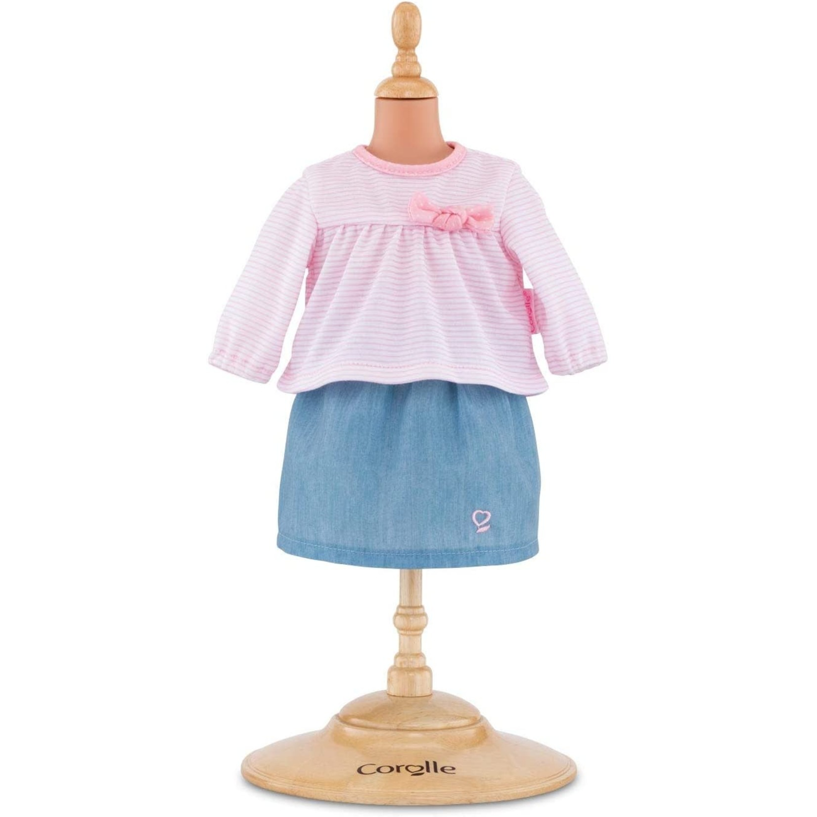 "COROLLE COROLLE TOP AND SKIRT (12"")"