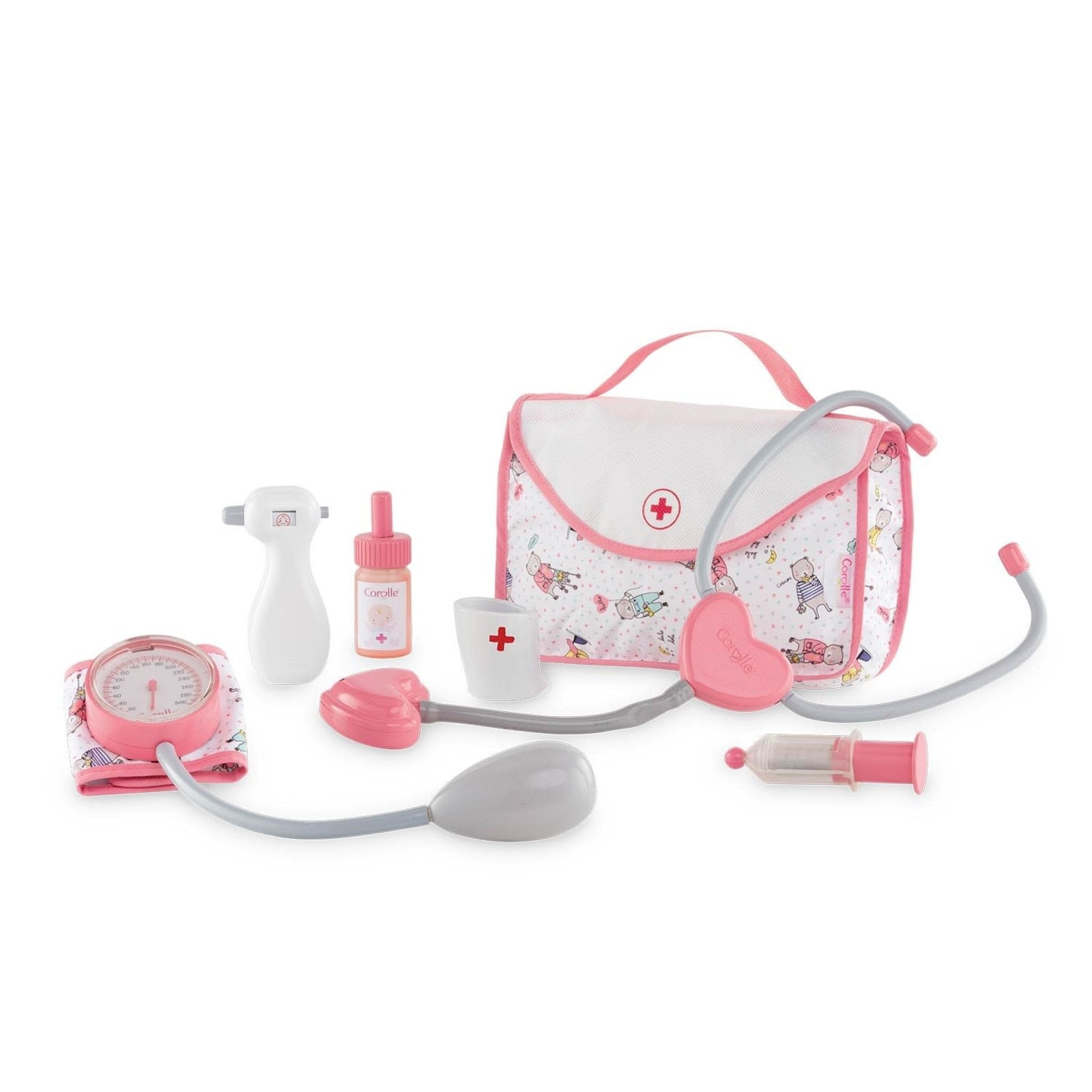 COROLLE LARGE DOCTOR SET