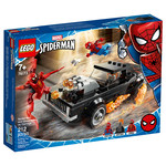 LEGO 76173 SPIDER MAN AND GHOST RIDER