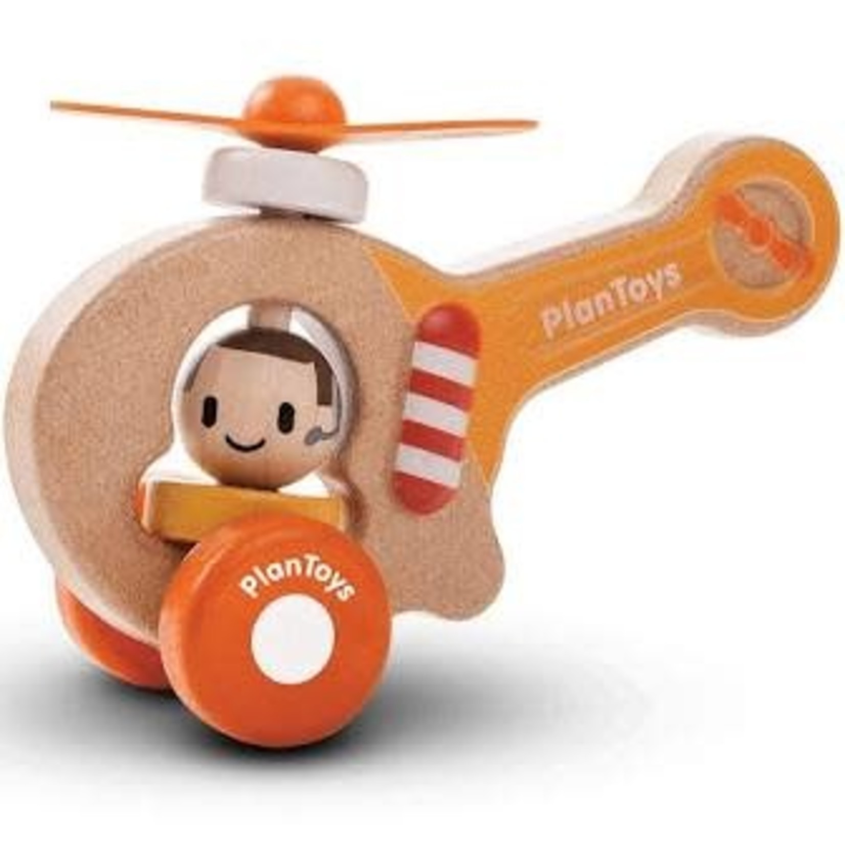 PLAN TOYS PLANT TOYS HELICOPTER
