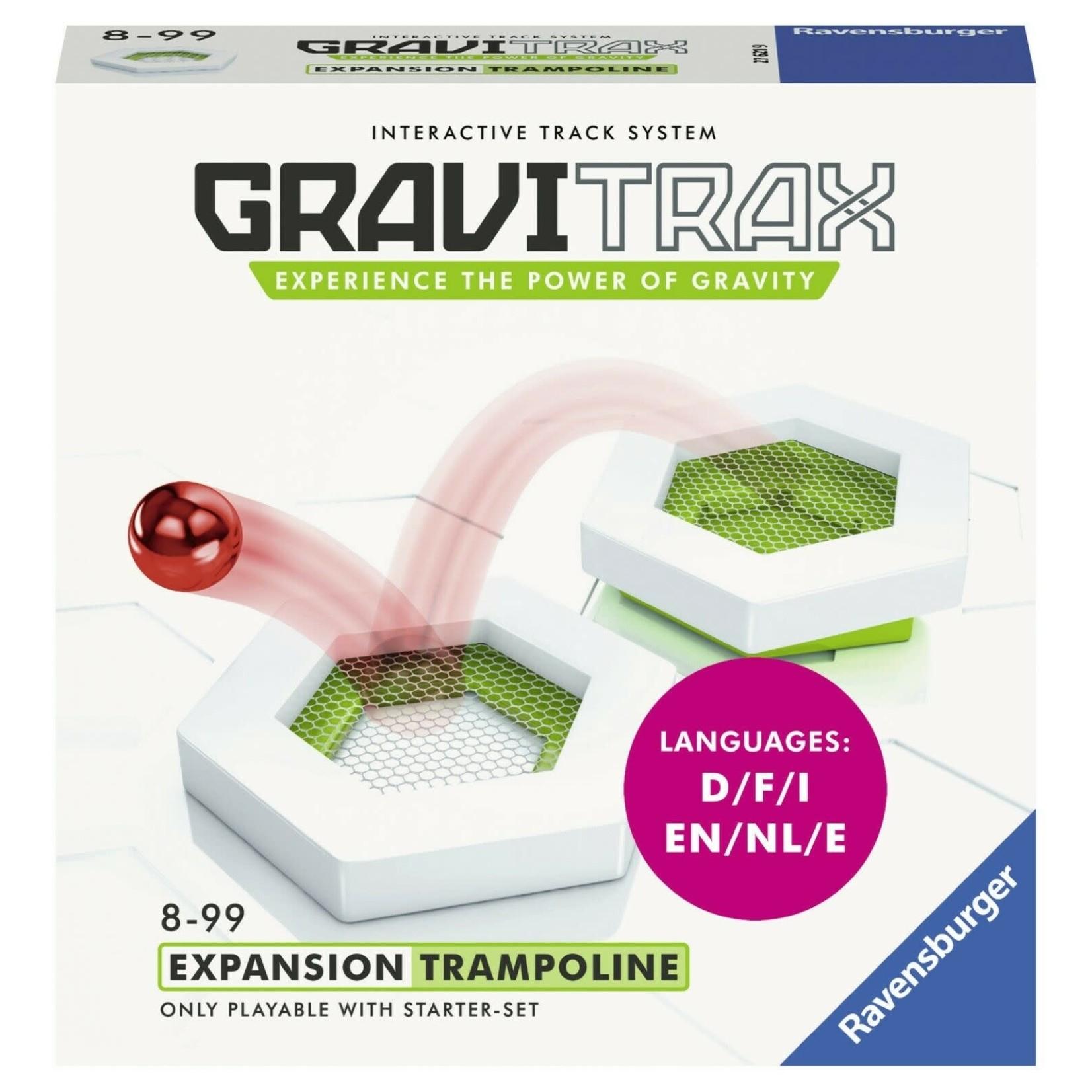RAVENSBURGER GRAVITRAX ACCESSORY TRAMPOLINE