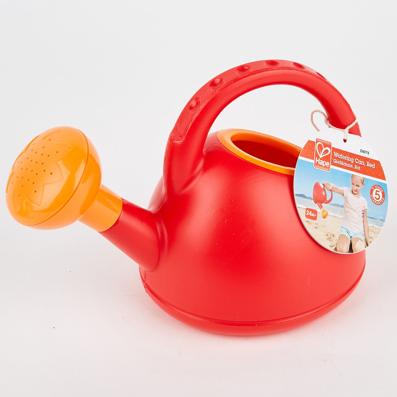 HAPE WATERING CAN RED