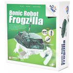 PLAY STEAM BIONIC ROBOT FROGZILLA
