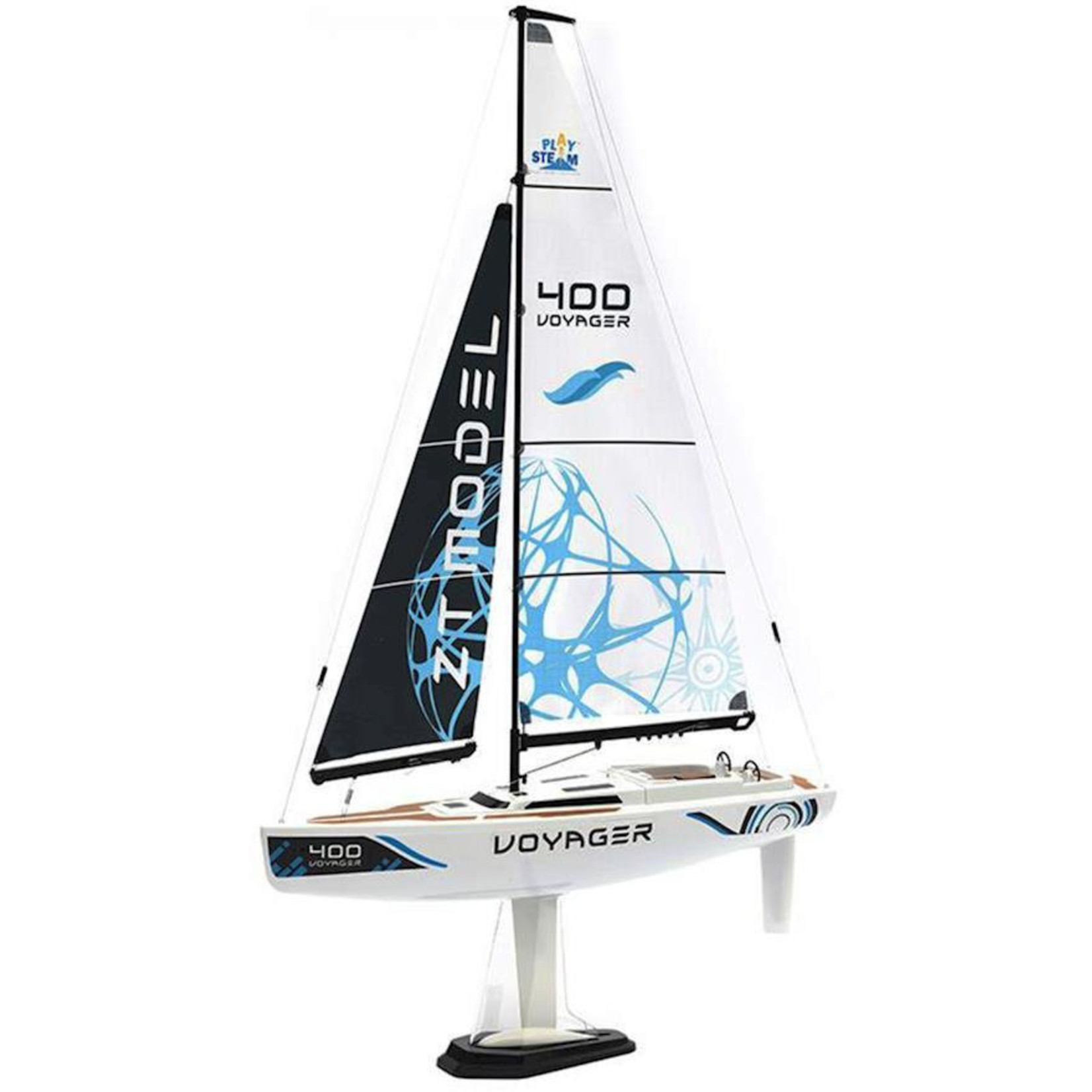 PLAY STEAM VOYAGER 400 BLUE