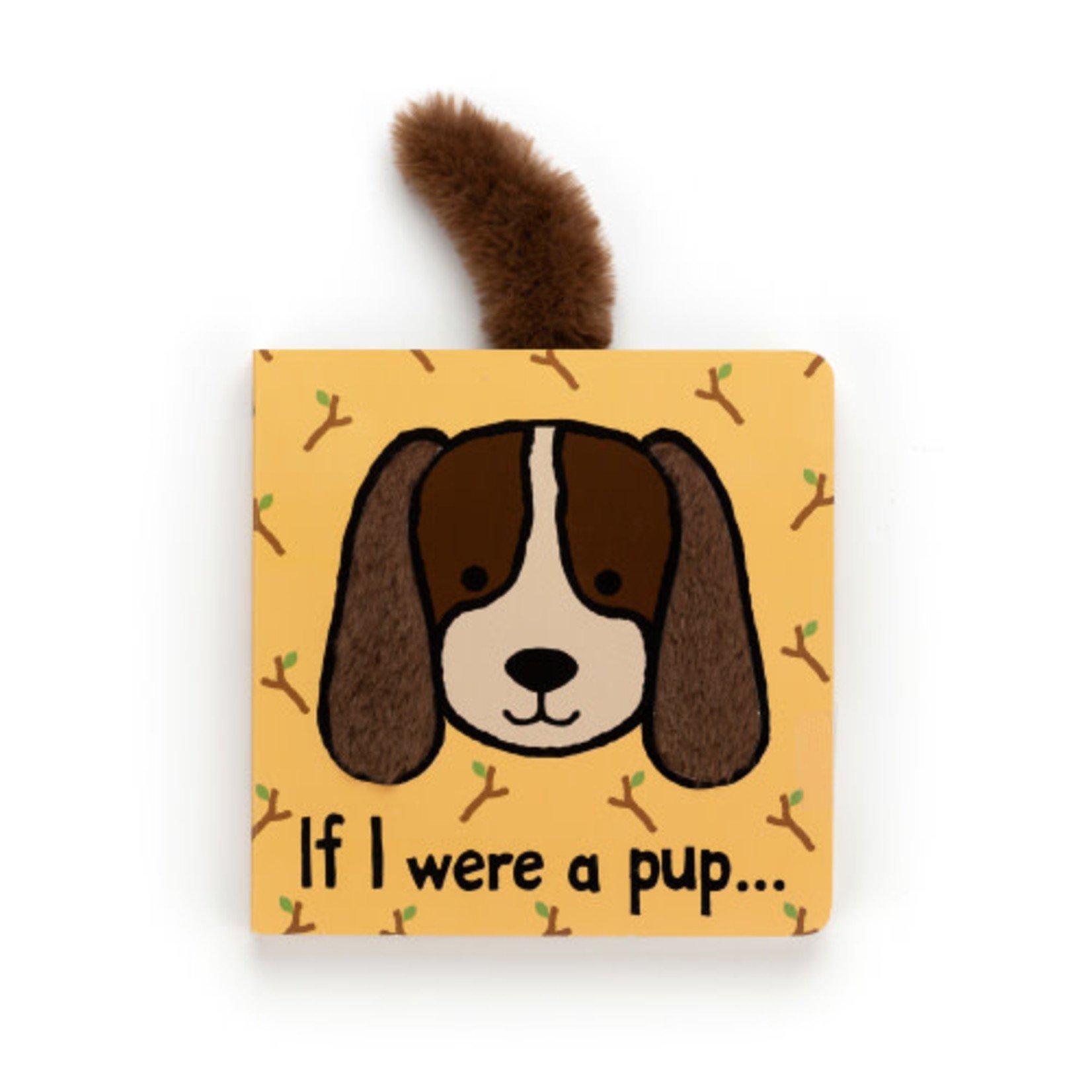 JELLYCAT If I were a Pup Book
