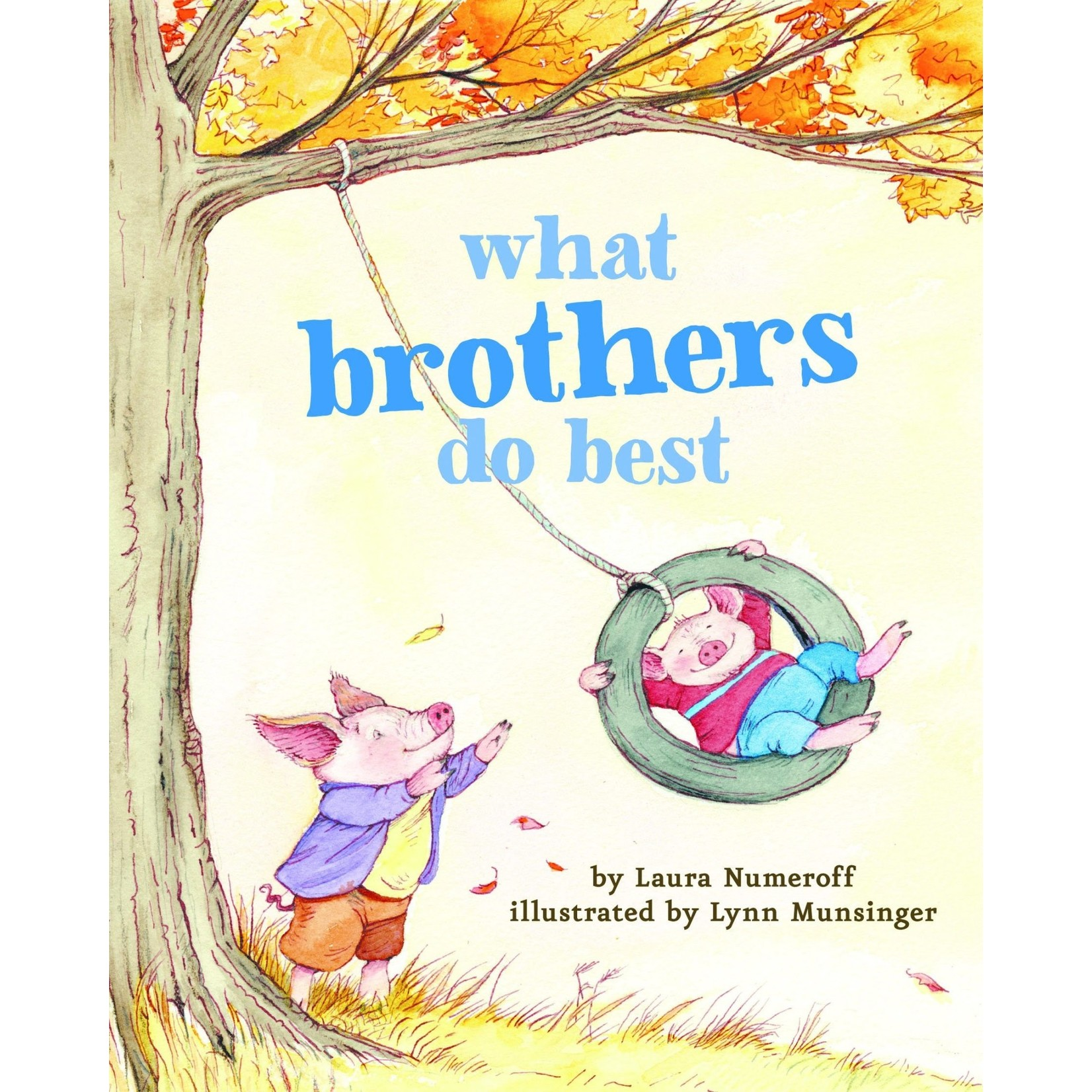 CHRONICLE WHAT BROTHERS DO BEST BOOK