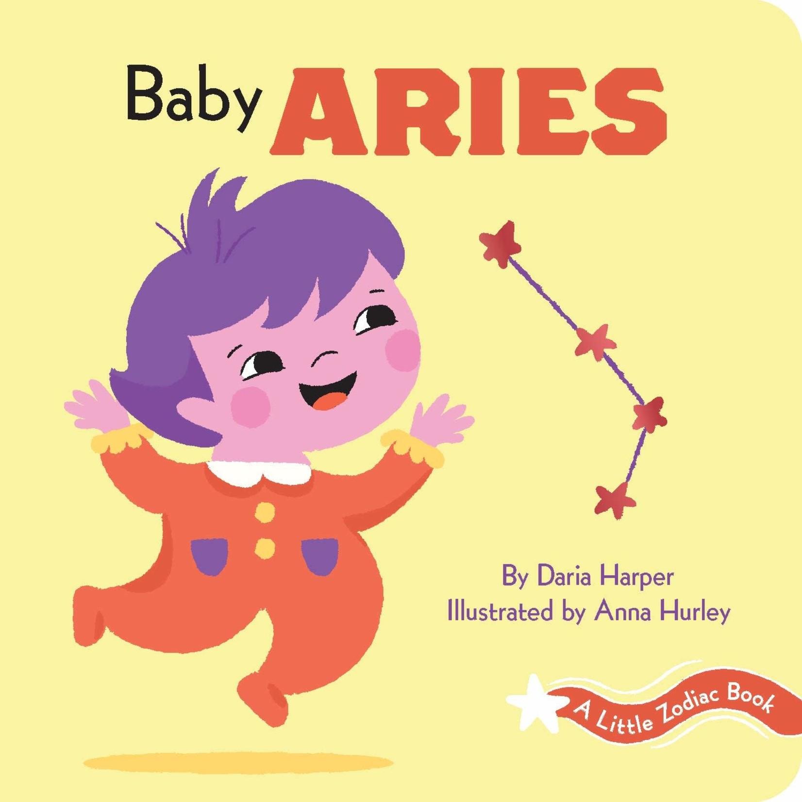 CHRONICLE LITTLE ZODIAC BOOK: BABY ARIES
