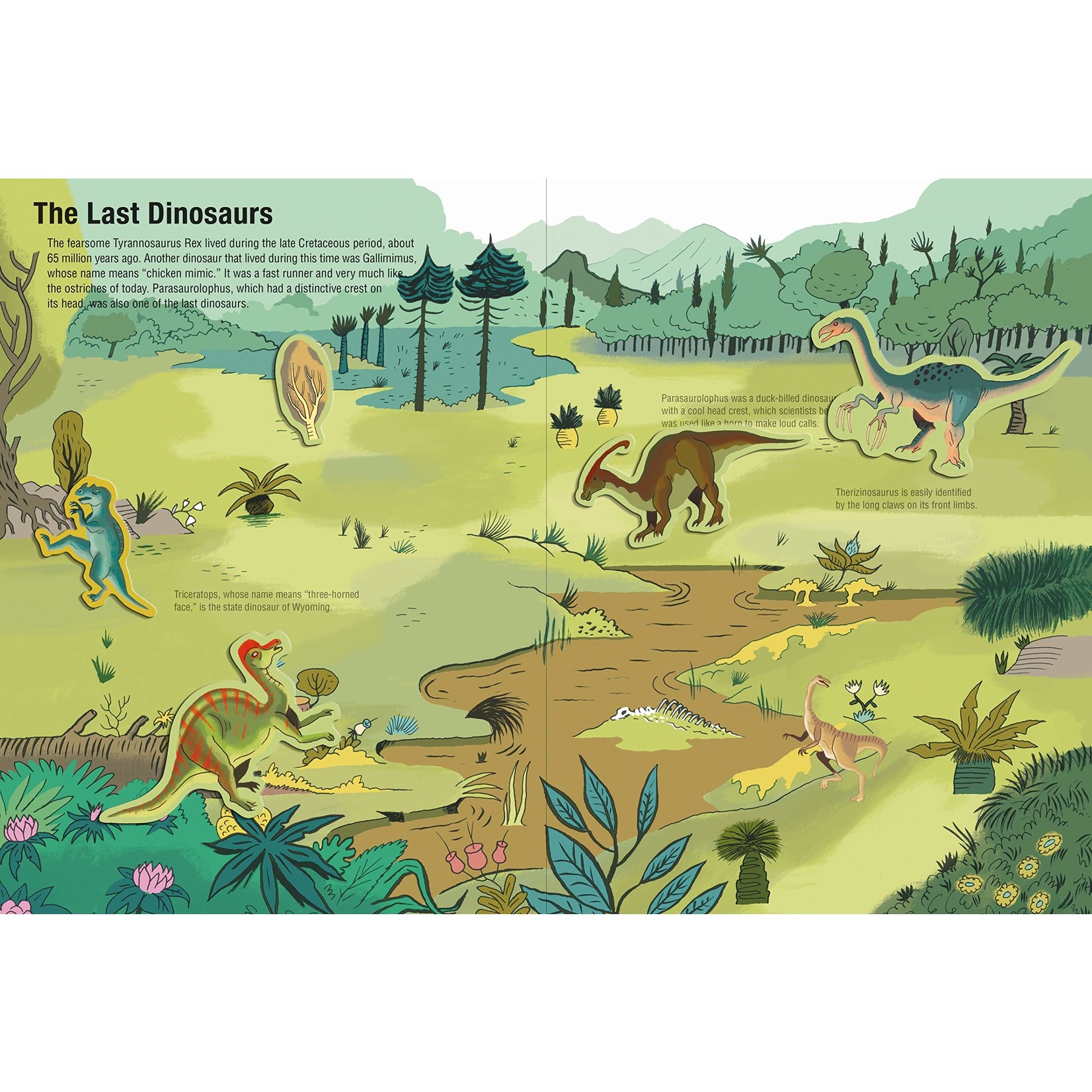 HARPER GROUP MAGNETOLOGY: DINOSAURS AND OTHER PREHISTORIC CREATURES