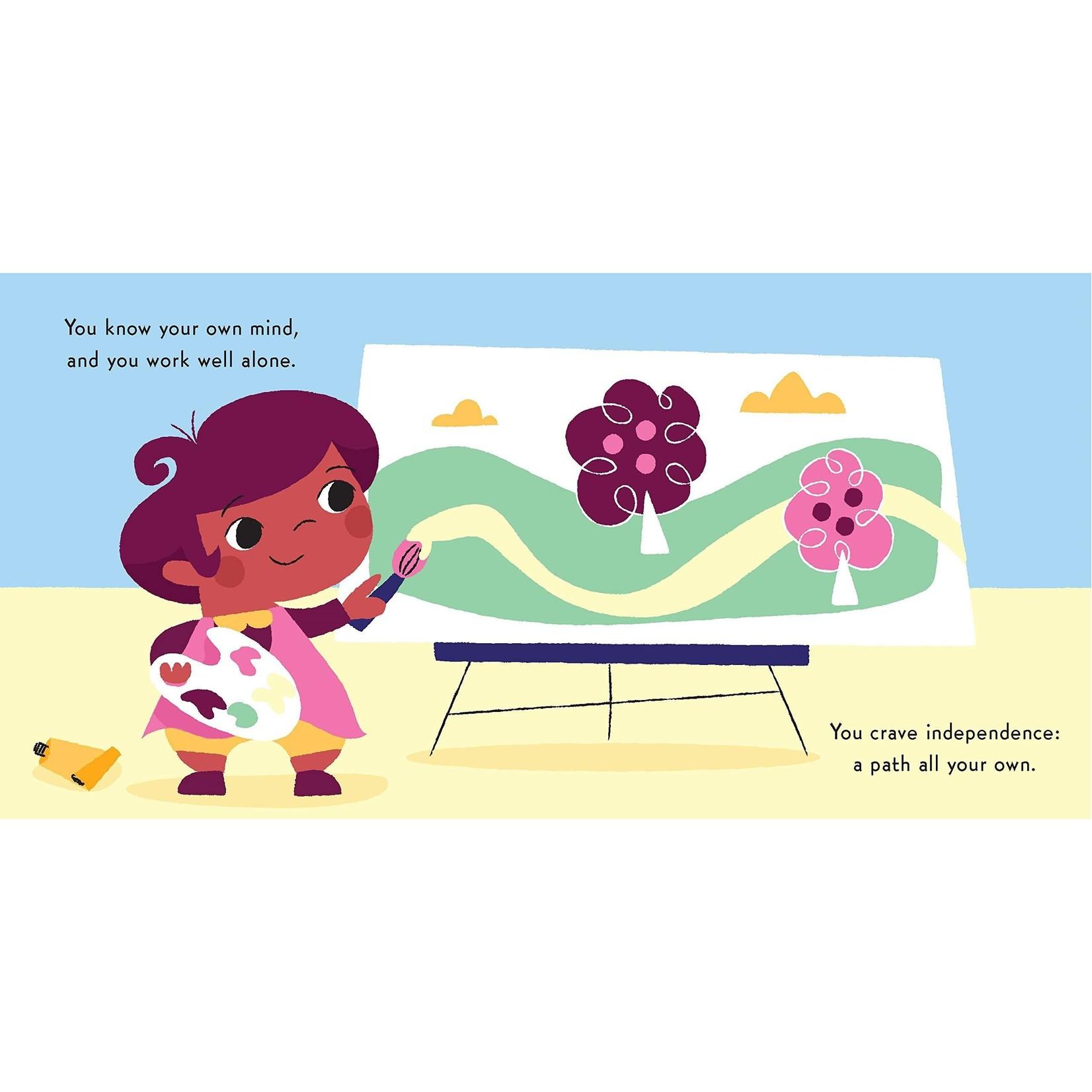 CHRONICLE LITTLE ZODIAC BOOK: BABY SCORPIO