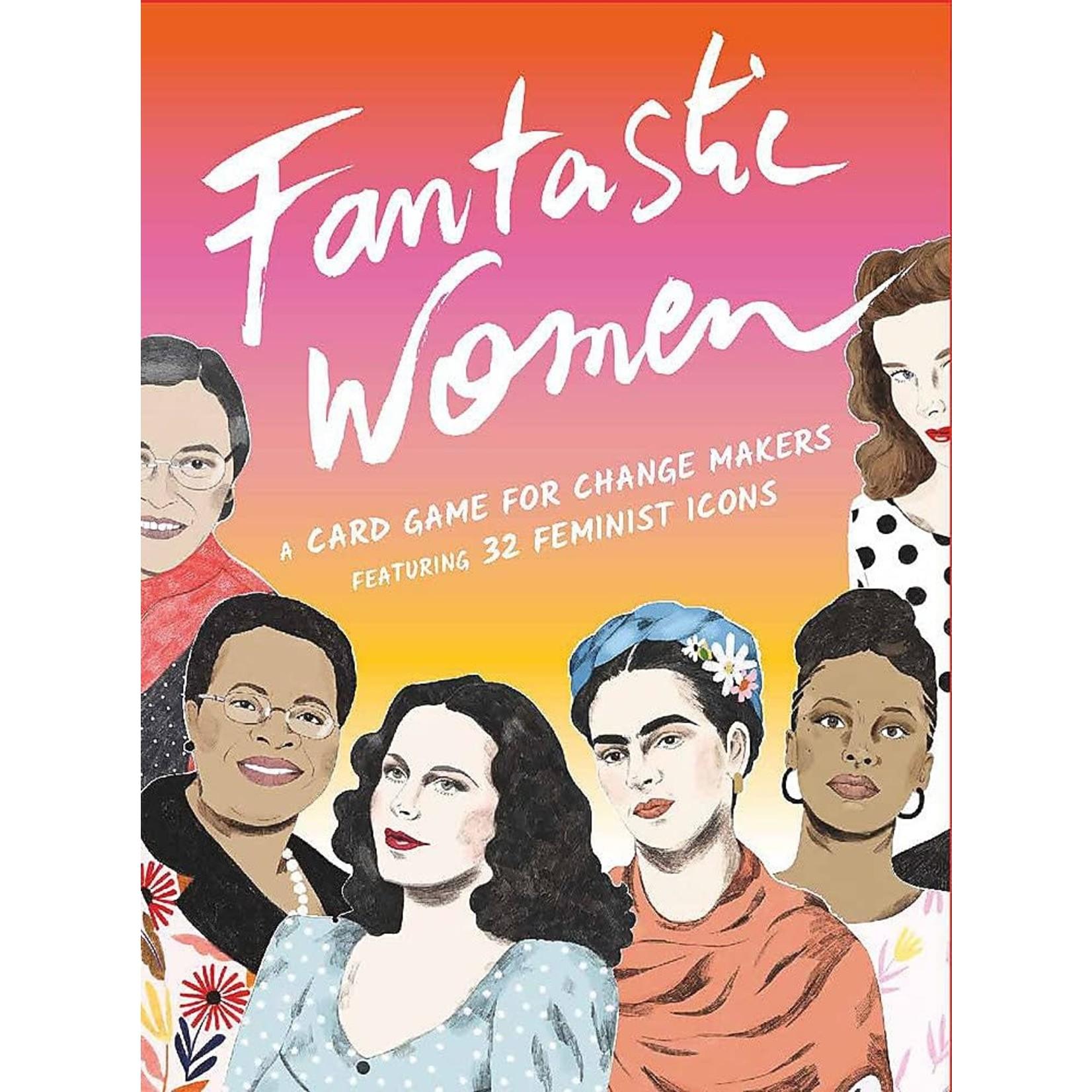 CHRONICLE FANTASTIC WOMEN: A TOP SCORE GAME