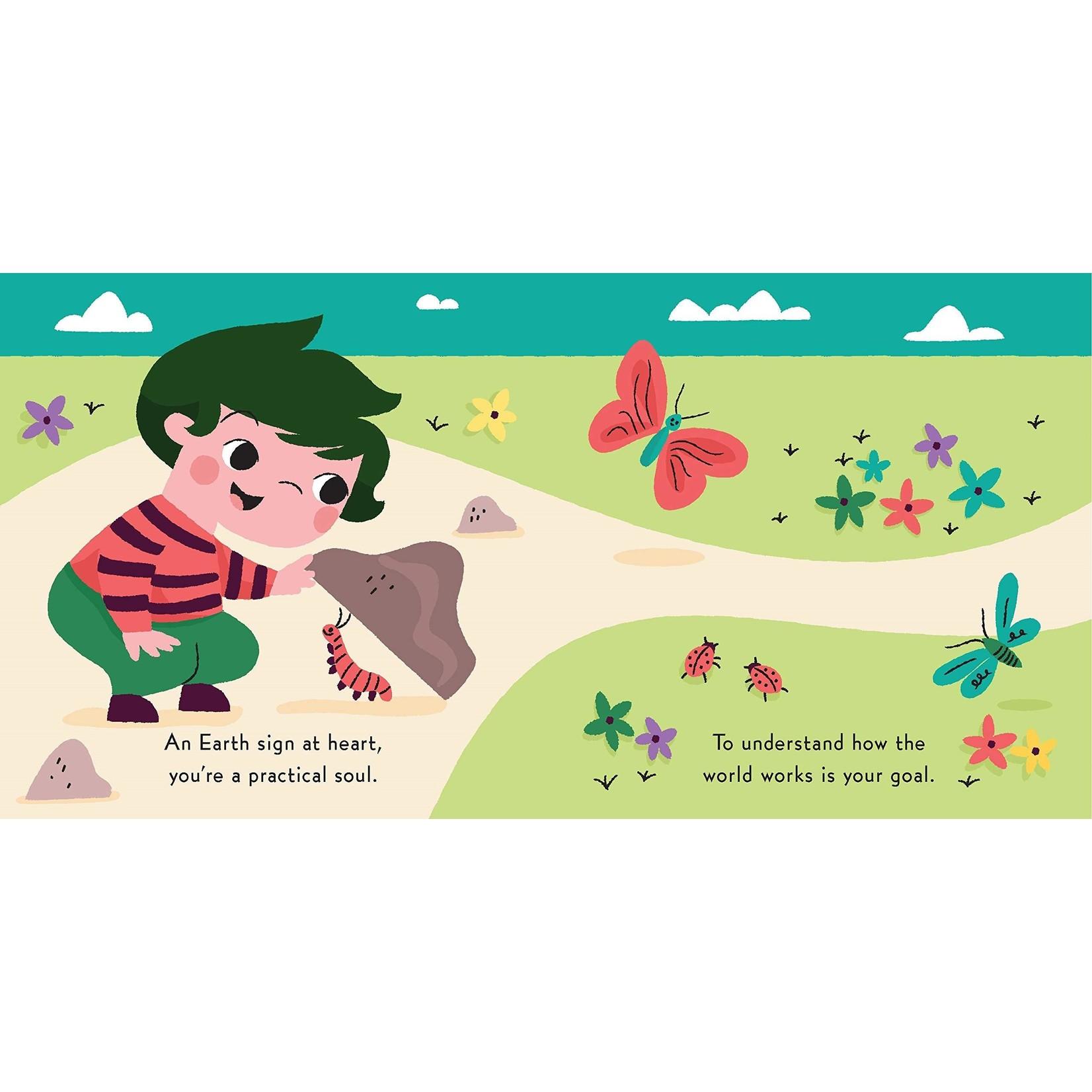 CHRONICLE LITTLE ZODIAC BOOK: BABY VIRGO