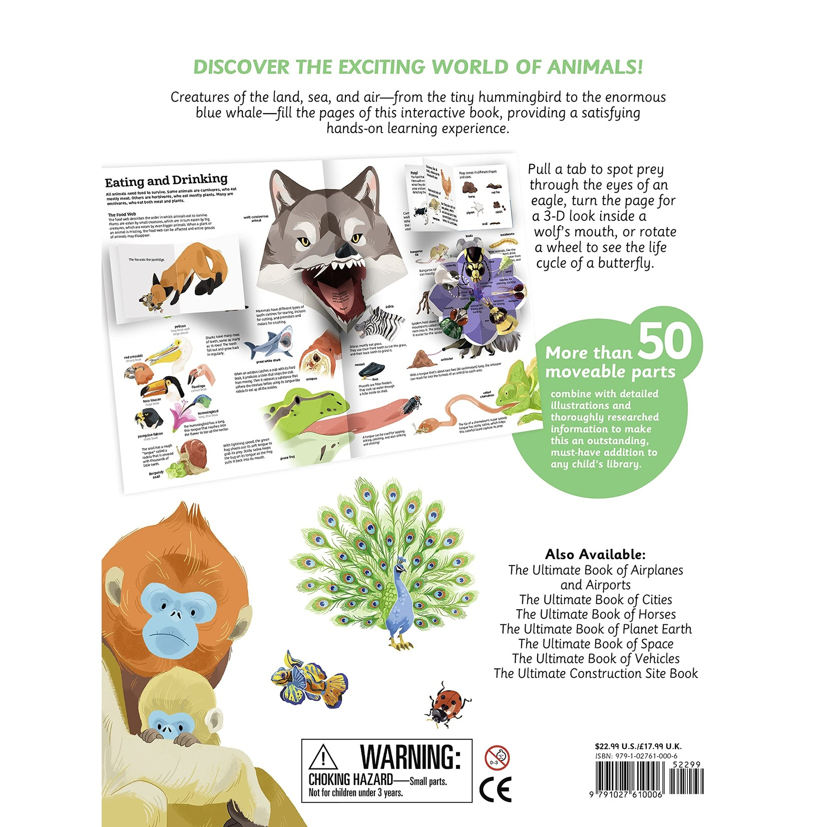 CHRONICLE ULTIMATE BOOK OF ANIMALS
