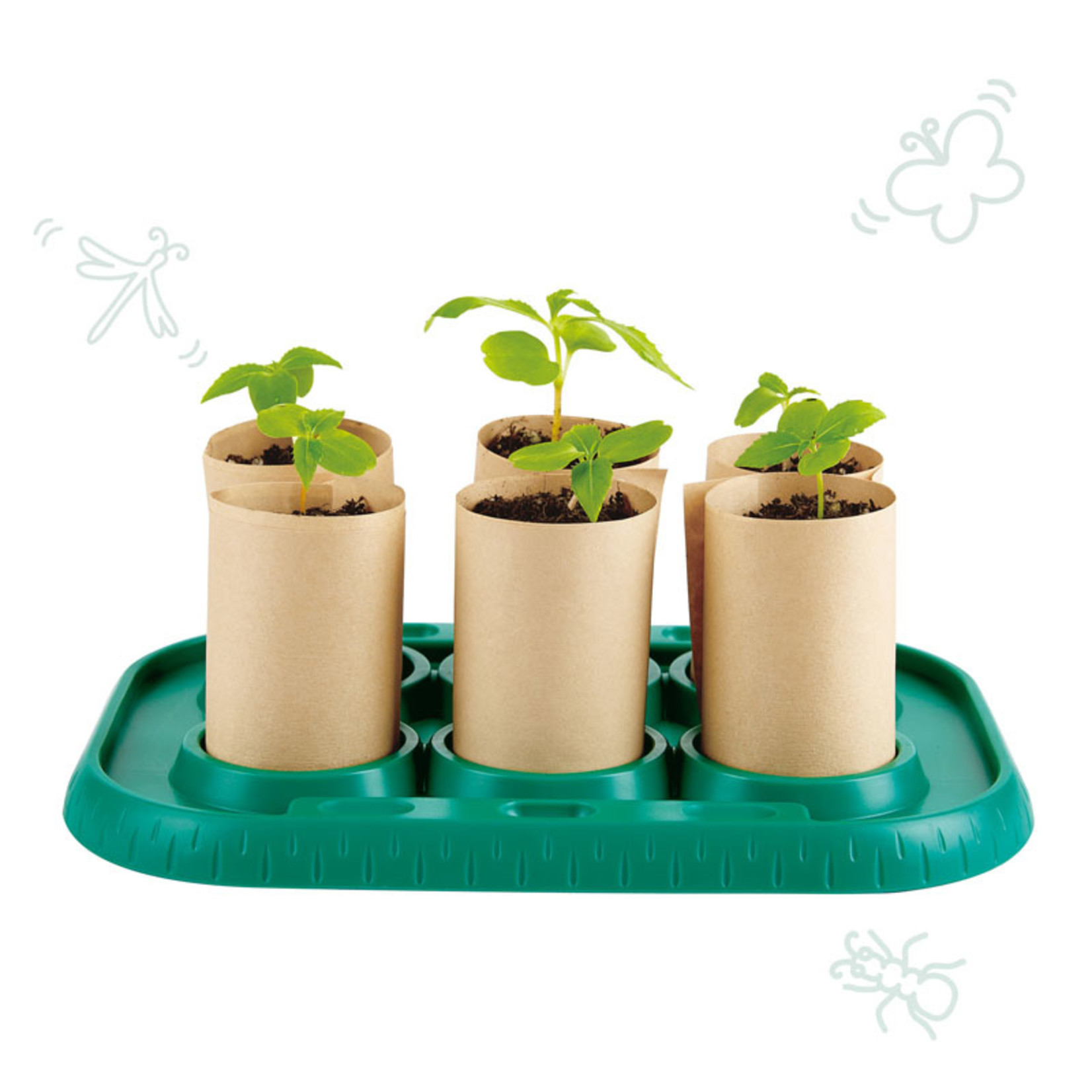 HAPE GROWING  GARDENS GREENHOUSE