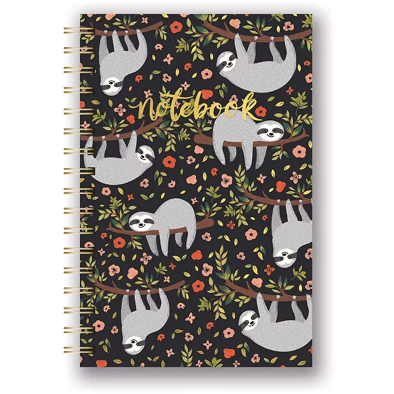 STUDIO OH! THE SLOTH LIFE NOTEBOOK